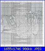Country Companions - schemi e link-k2813_grandfather-clock2-jpg