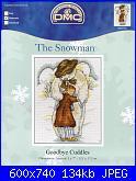 DMC - Serie The Snowman - schemi e link-k5755-1-jpg