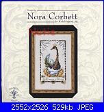 Mirabilia -  Nora Corbett - schemi e link-nc146-six-geese-laying-jpg