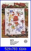 Svarta Faret - schemi e link-0273-santa-snowman-calendar-jpg