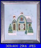 Mirabilia -  Nora Corbett - schemi e link-little-snowy-green-cottage-jpg