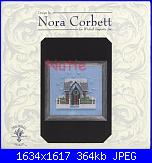 Mirabilia -  Nora Corbett - schemi e link-nc160-little-snowy-gray-cottage-jpg