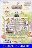 DMC Woodland Folk - schemi e link-woodland-folk-large-sampler-001-jpg