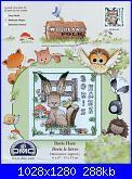 DMC Woodland Folk - schemi e link-dmc-bl-941-wf-boris-hare-jpg