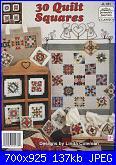 Jeremiah Junction JJ - schemi e link-jl_181_30_quilt_squares-jpg