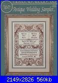 Cross My Heart - Schemi e link-csl-62-antique-wedding-sampler-jpg