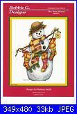 Bobbie G. Designs - schemi e link-snow-jpg