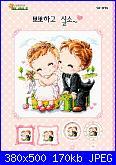 SODA - Giapponesi-coreani: sposi - schemi e link-sr-b74-jpg