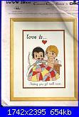 DMC - Love is ... - L'amore è ... - schemi e link-pic-jpg