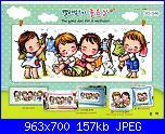 SODA - Giapponesi-Coreani: gruppi, sampler, animali... - schemi e link-so-g46-good-day-washday-jpg