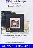 Ulrike Blotzheim - UB design - schemi e link-99252-weihnachtsabend-vor-omas-kamin-jpg