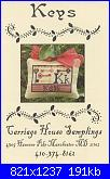 Carriage House Samplings - schemi e link-keys-jpg