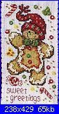 Mill Hill  - schemi e link-mill-hill-12-6304-sweet-greetings-gingerbread-2-jpg
