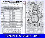 Mill Hill  - schemi e link-mill-hill-12-6304-sweet-greetings-gingerbread-3-jpg