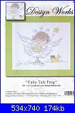 Design Works - Schemi e link-design-works-2723-fairy-tale-frog-jpg