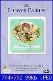 DMC - The Flower Fairies (Cicely Mary Barker) - schemi e link-dmc-k4552_the_laburnum_fairy-jpg