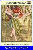 DMC - The Flower Fairies (Cicely Mary Barker) - schemi e link-dmc-pc-107-willow-fairy-jpg