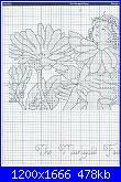 DMC - The Flower Fairies (Cicely Mary Barker) - schemi e link-dmc-k4556-marigold-fairy-1-jpeg