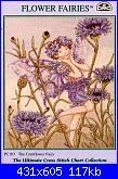 DMC - The Flower Fairies (Cicely Mary Barker) - schemi e link-dmc-pc-103-cornflowers-fairy-jpg