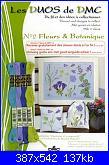 DMC - Les DUOS - schemi e link-dmc-14561g-les-duos-de-dmc-fleurs-et-botanique-gentiane-et-campanule-jpg