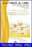 DMC - Les DUOS - schemi e link-les-duos-de-dmc-nr3-d-cors-de-fetes-d-lices-guourmands-jpg