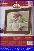 Bucilla - Schemi e link-bucilla-43743-cottage-tea-jpg