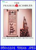The Prairie Schooler - schemi e link-ps-book-4-bremen-town-musicians-f-jpg