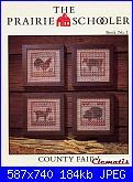 The Prairie Schooler - schemi e link-prairie-schooler-1-county-fair-i-jpg