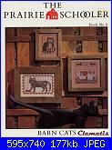 The Prairie Schooler - schemi e link-prairie-schooler-6-barn-cats-jpg