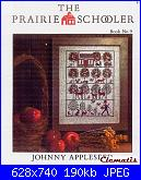 The Prairie Schooler - schemi e link-prairie-schooler-9-johnny-appleseed-jpg
