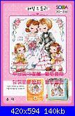 SODA - Giapponesi-coreani: sposi - schemi e link-cover-jpg