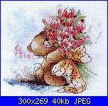 Anchor -  Forever Friends - schemi e link-frc53-bouquet-flowers-jpg