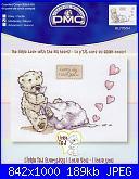 DMC - Lickle Ted -  schemi e link-teddy8-jpg