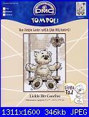 DMC - Lickle Ted -  schemi e link-k5530-lickle-bit-carefree-pic-jpg