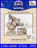 DMC - Lickle Ted -  schemi e link-lickle-birthday-wishes-1-jpg