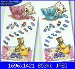 DMC - Lickle Ted -  schemi e link-bl759-54-my-first-lickle-ted-numbers-jpg