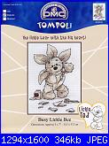 DMC - Lickle Ted -  schemi e link-k5532-busy-lickle-bee-jpg