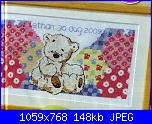 DMC - Lickle Ted -  schemi e link-757-my-first-lickle-ted-sampler-jpg