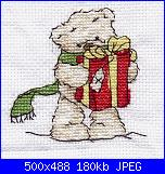 DMC - Lickle Ted -  schemi e link-lickle-christmas-jpg