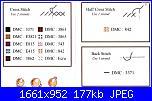 DMC - Lickle Ted -  schemi e link-1-colores-jpg