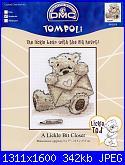 DMC - Lickle Ted -  schemi e link-k5529-lickle-bit-closer-jpg