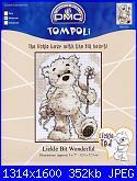 DMC - Lickle Ted -  schemi e link-k5528-lickle-bit-wonderful-jpg