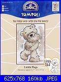 DMC - Lickle Ted -  schemi e link-k5527-lickle-hugs-jpg