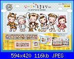 SODA - Giapponesi-Coreani: gruppi, sampler, animali... - schemi e link-so-g48-12-animals-zoo-ii-jpg