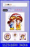SODA - giapponesi-coreani: coppie - schemi e link-10moos11483-jpg