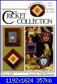 The Cricket Collection -  schemi e link-cricket-collection-233-acorns-fall-jpg