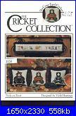 The Cricket Collection -  schemi e link-cc-112-jpg