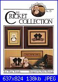 The Cricket Collection -  schemi e link-cricket-collection-015-just-plain-friends-jpg