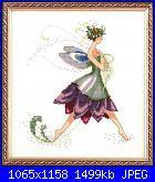 Mirabilia -  Nora Corbett - schemi e link-nc166-water-lily-jpg