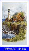 Bucilla - Schemi e link-cliffside-lighthouse-bucilla-43718-jpg
